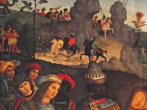 Adoration of the Magi; Eusebio di San Giorgio